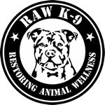 Raw K-9: 100% Natural Raw Dog Food Australia
