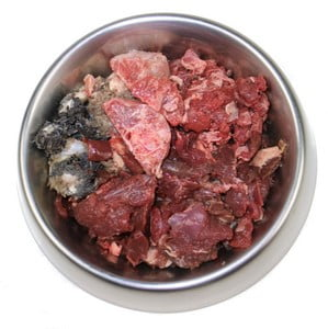 Raw dog food diet delivered in Sydney